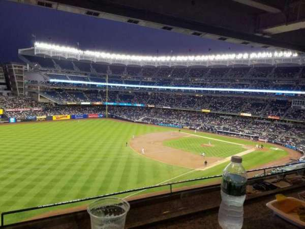 Yankee Stadium, sección: Suite 62, fila: 2, asiento: 21