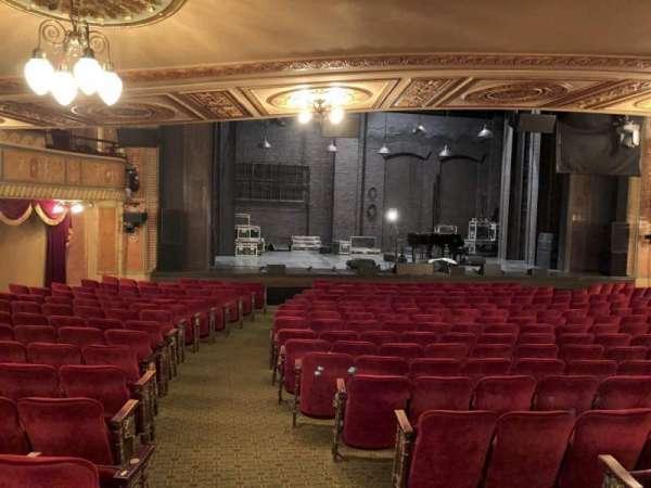 Walter Kerr Theatre, sección: Orch L, fila: S, asiento: 1