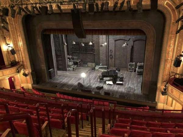 Walter Kerr Theatre, sección: Mezz R, fila: G, asiento: 2