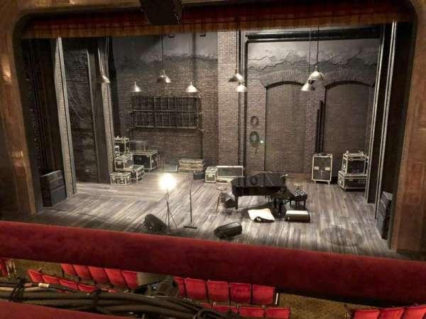 Walter Kerr Theatre, sección: Mezz C, fila: A, asiento: 103