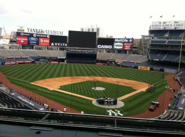 Yankee Stadium, sección: Press Box