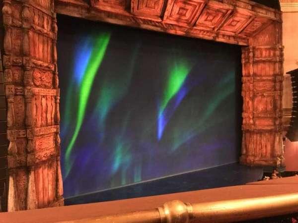 St. James Theatre, sección: MEZZL, fila: A, asiento: 9 And 11