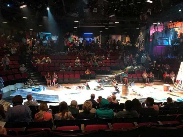 Circle in the Square Theatre, sección: ORCR, fila: G, asiento: 220