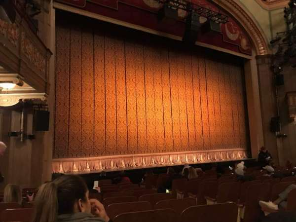 Booth Theatre, sección: Orchestra L, fila: K, asiento: 5 And 7