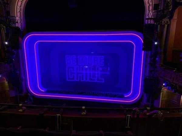Lyceum Theatre (Broadway), sección: Mezzanine C, fila: D, asiento: 101 & 102