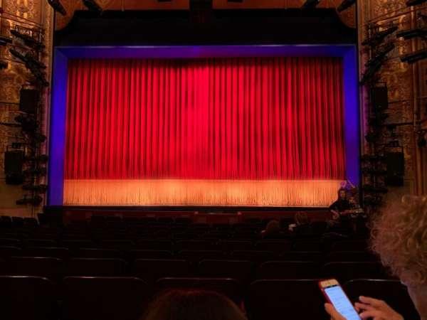 Longacre Theatre, sección: Orchestra C, fila: N, asiento: 106 And 107