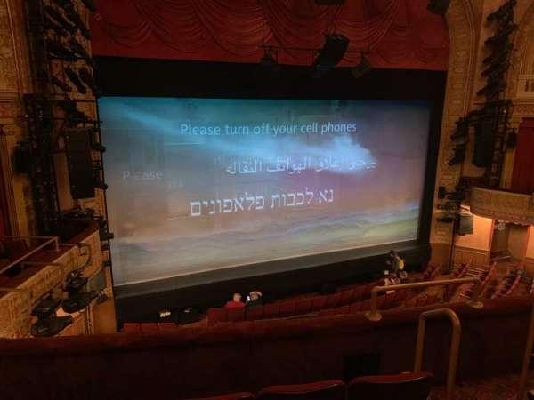Ethel Barrymore Theatre, sección: Rear Mezzanine L, fila: D, asiento: 5 And 7