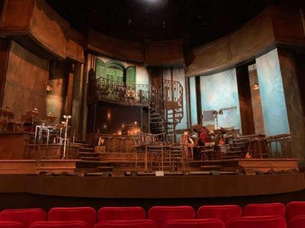 Walter Kerr Theatre, sección: Orchestra C, fila: G, asiento: 111, 112 & 113
