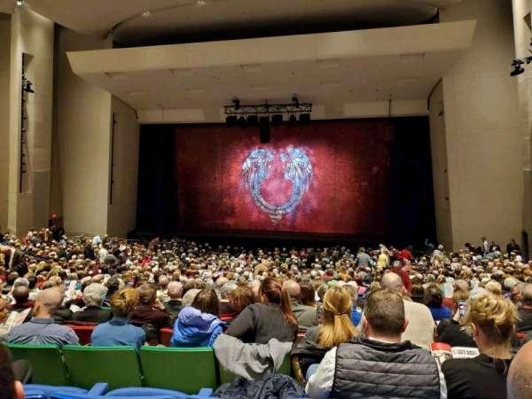 Des Moines Civic Center, sección: 5E, fila: Z, asiento: 63