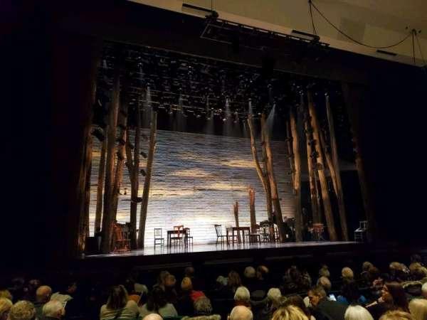 Des Moines Civic Center, sección: Orchestra, fila: E, asiento: 39