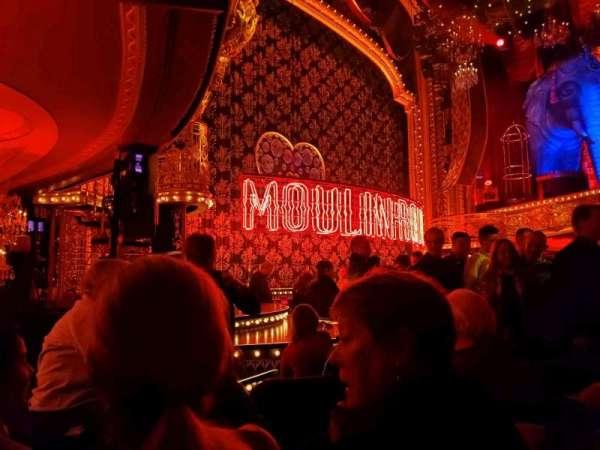 Al Hirschfeld Theatre, sección: Orchestra L, fila: J, asiento: 19