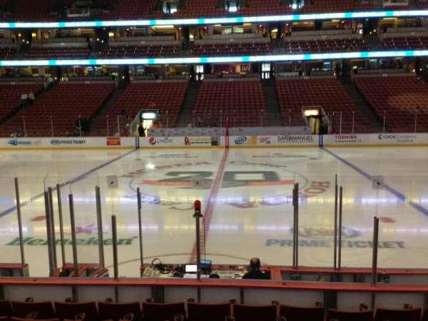 Honda Center, sección: 222, fila: J, asiento: 5