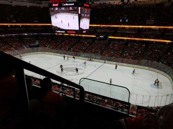 Honda Center, sección: 408, fila: C, asiento: 16