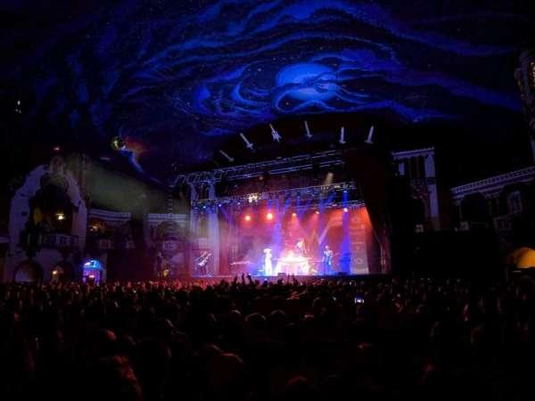 Aragon Ballroom, sección: GA