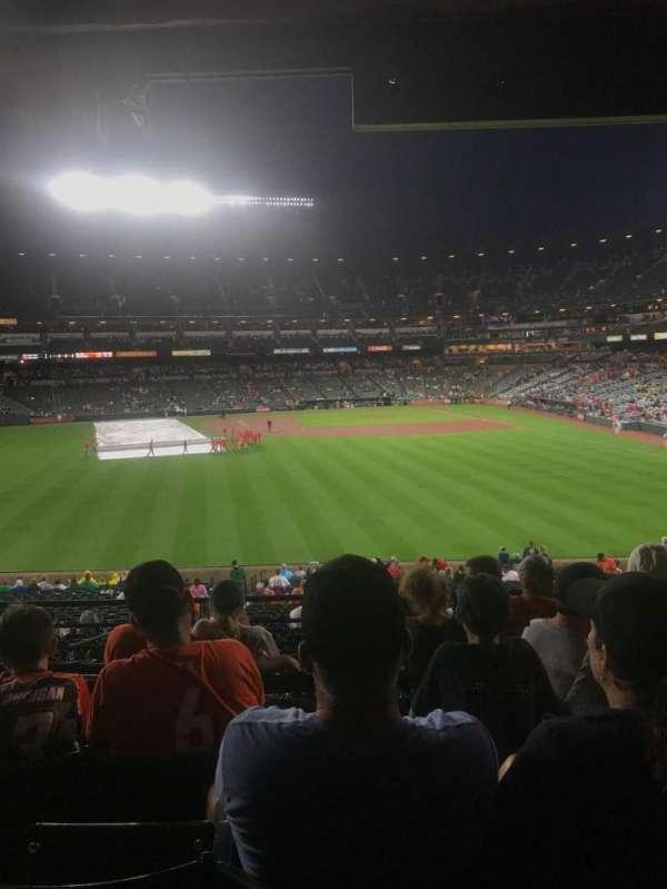Oriole Park at Camden Yards, sección: 85, fila: 5, asiento: 9
