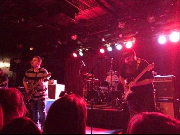 Paradise Rock Club, sección: GA