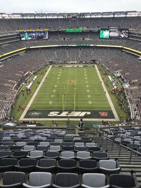 MetLife Stadium, sección: 326