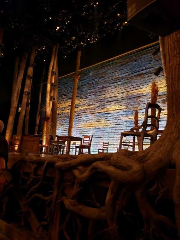 Gerald Schoenfeld Theatre, sección: Orchestra R, fila: B, asiento: 8