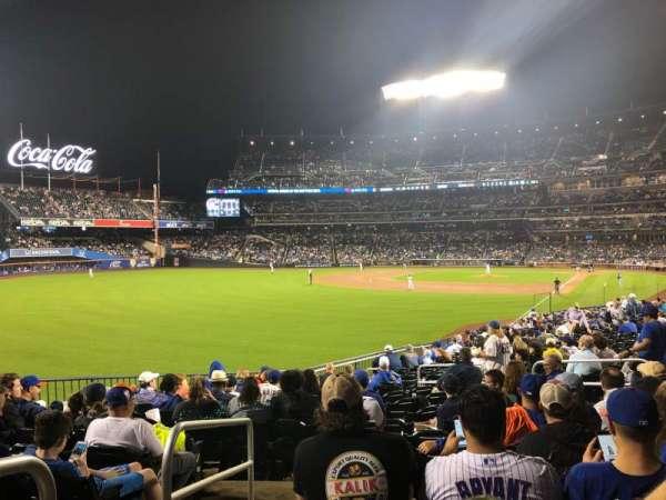 Citi Field, sección: 130, fila: 26, asiento: 13
