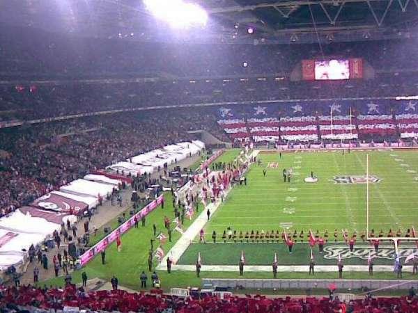 Wembley Stadium, sección: 215