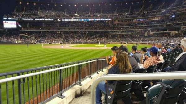 Citi Field, sección: 130, fila: 14, asiento: 1