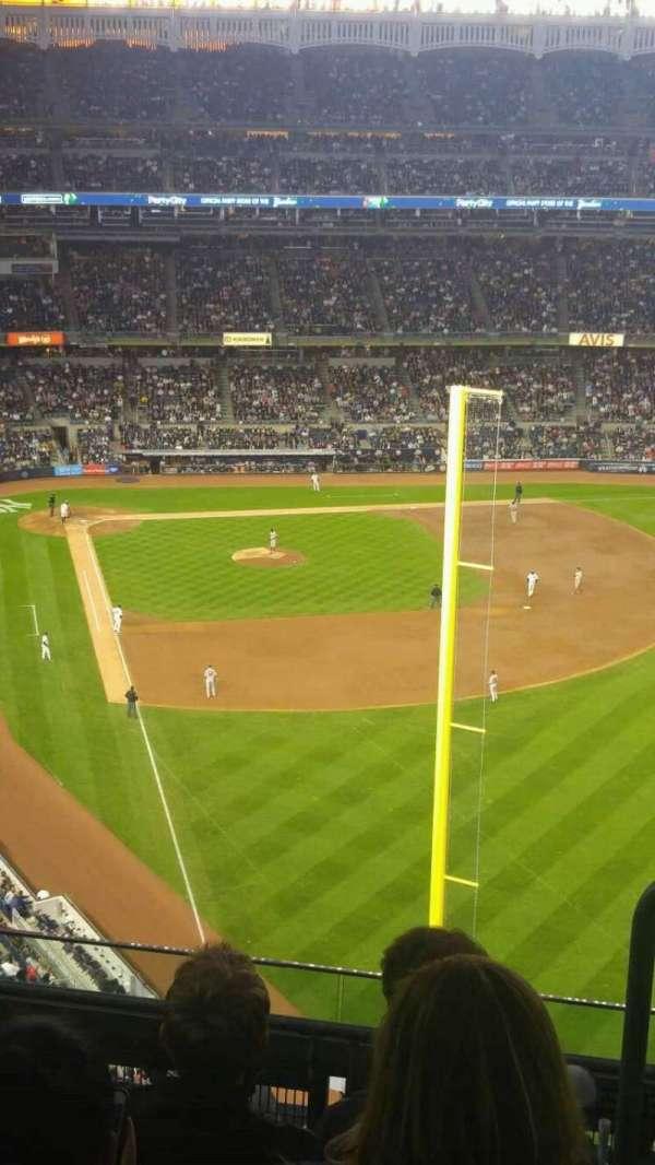 Yankee Stadium, sección: 407b, fila: 5, asiento: 1