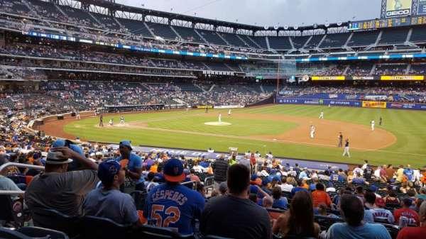 Citi Field, sección: 112, fila: 27, asiento: 5