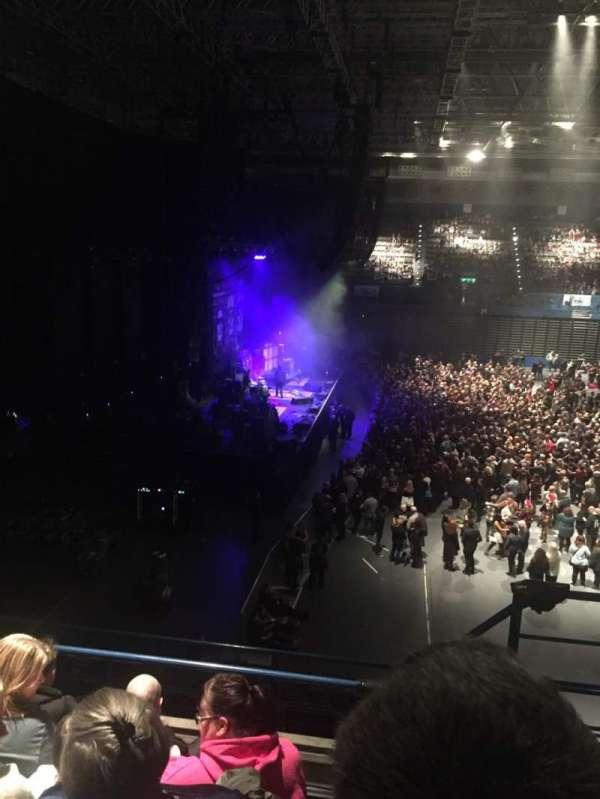 Arena Birmingham, sección: 11, fila: EE, asiento: 455