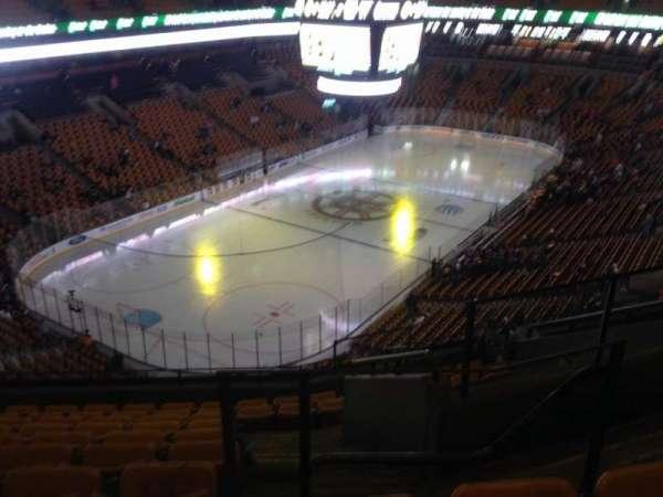 TD Garden, sección: Bal 306, fila: 10, asiento: 3