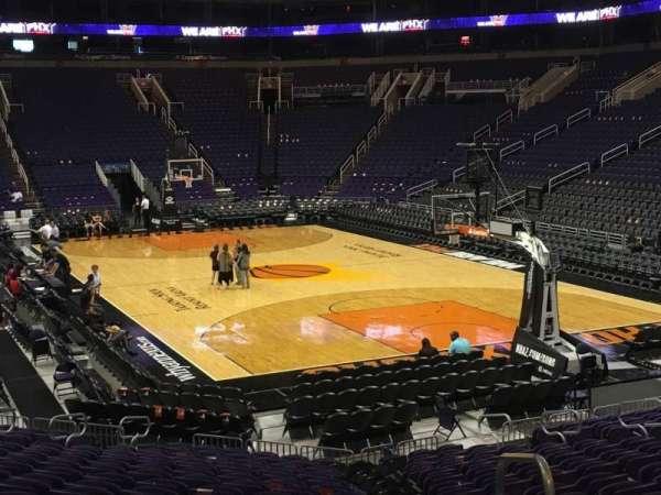 PHX Arena, sección: 122