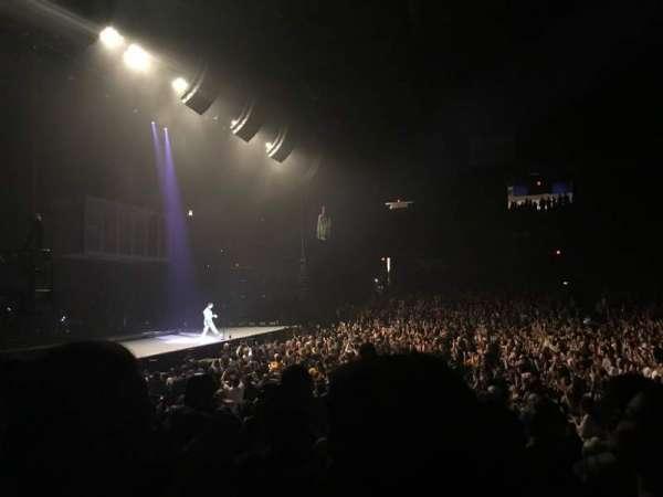 Allstate Arena, sección: 103, fila: E, asiento: 11