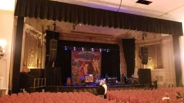 Keswick Theatre, sección: Middle Left, fila: J, asiento: 15