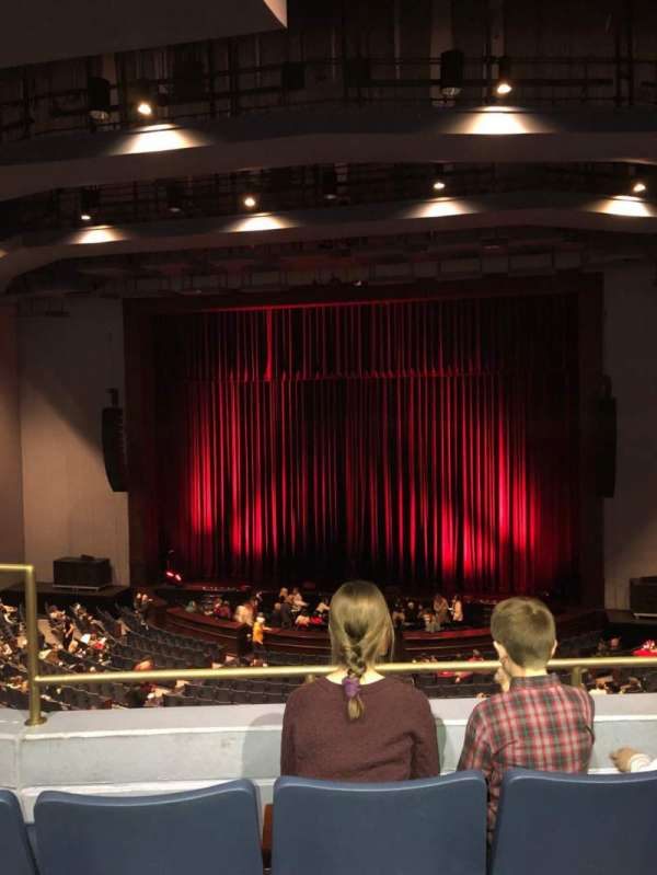 Rosemont Theatre, sección: 205, fila: C, asiento: 3
