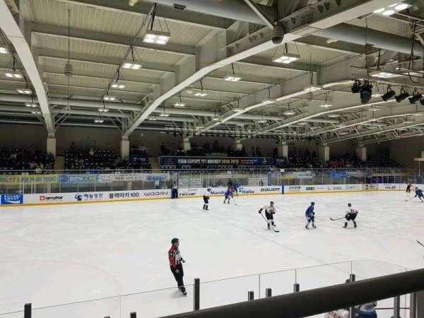 Anyang Ice Hockey Rink, sección: 5, fila: B, asiento: 18