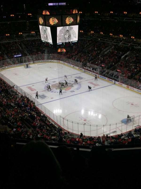 United Center, sección: 312, fila: 11, asiento: 11