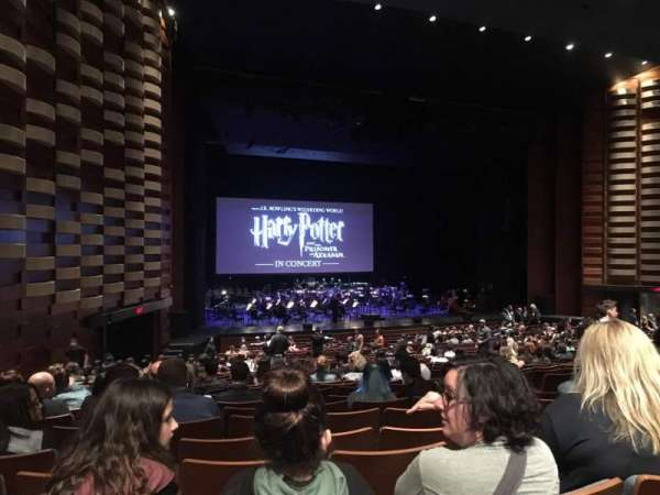 Sony Centre for the Performing Arts, sección: ORCH31, fila: Z, asiento: 8