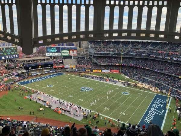 Yankee Stadium, sección: 426, fila: 14, asiento: 19