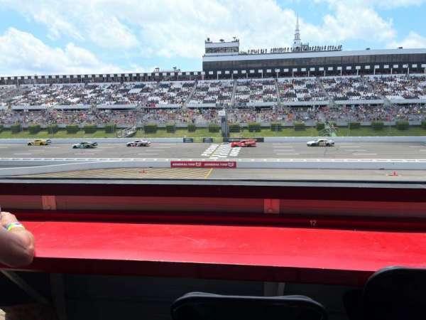 Pocono Raceway, sección: L3N, fila: B, asiento: 12