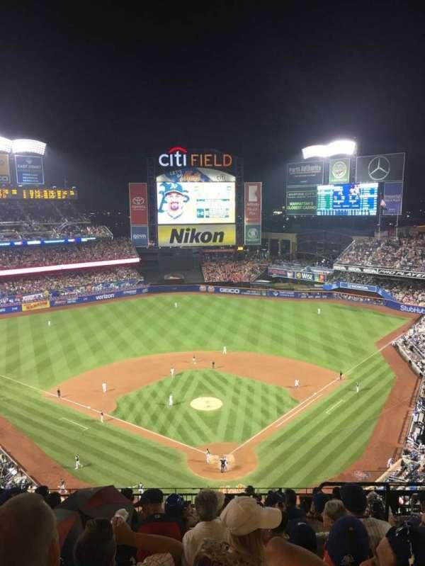 Citi Field, sección: 515, fila: 11, asiento: 6