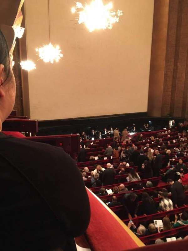 Metropolitan Opera House - Lincoln Center, sección: Parterre Box 11, asiento: 1