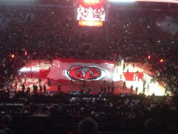 Scotiabank Arena, sección: 321, fila: 7, asiento: 14