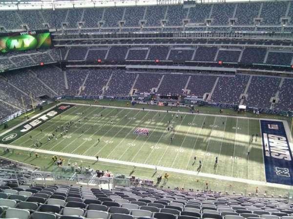 MetLife Stadium, sección: 311, fila: 26, asiento: 15