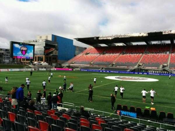 TD Place Stadium, sección: R, fila: 13, asiento: 9