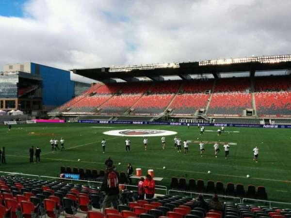 TD Place Stadium, sección: Q, fila: 17, asiento: 17