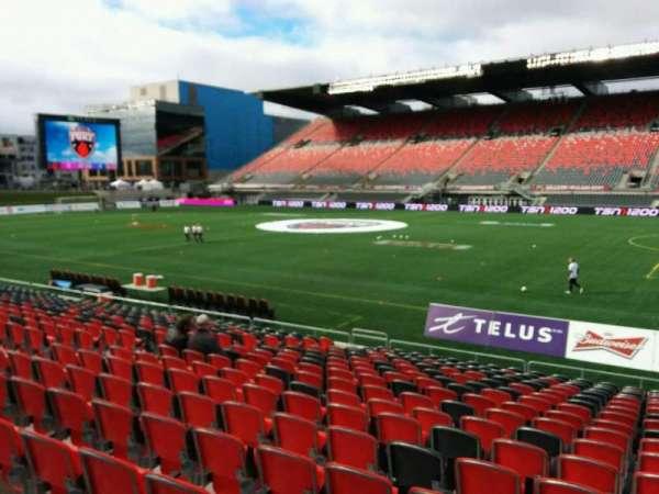 TD Place Stadium, sección: P, fila: 18, asiento: 10
