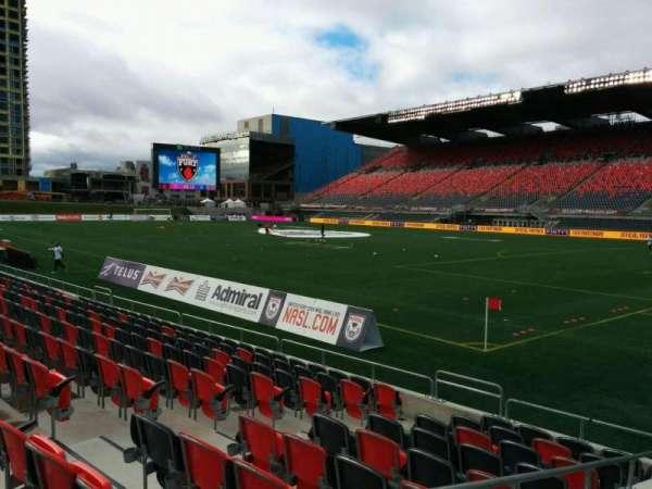 TD Place Stadium, sección: M, fila: 10, asiento: 12
