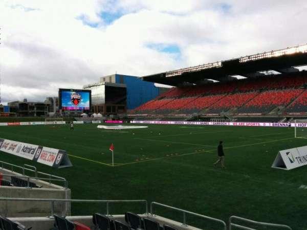 TD Place Stadium, sección: L, fila: 7, asiento: 13