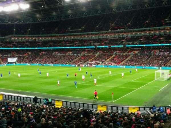 Wembley Stadium, sección: 118, fila: 32, asiento: 178