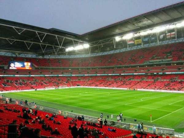 Wembley Stadium, sección: 139, fila: 37, asiento: 174