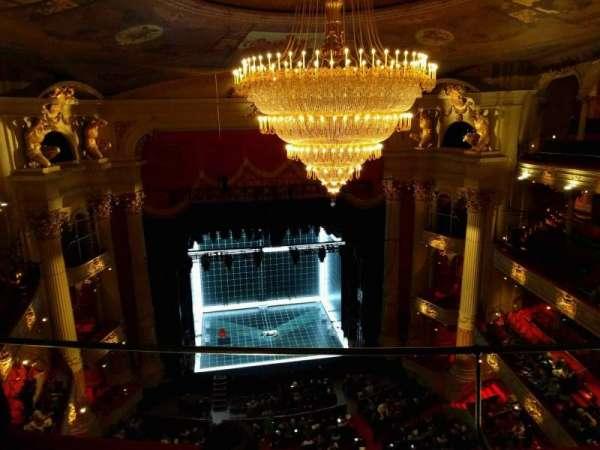 Academy of Music, sección: Amphitheater E, fila: c, asiento: 114